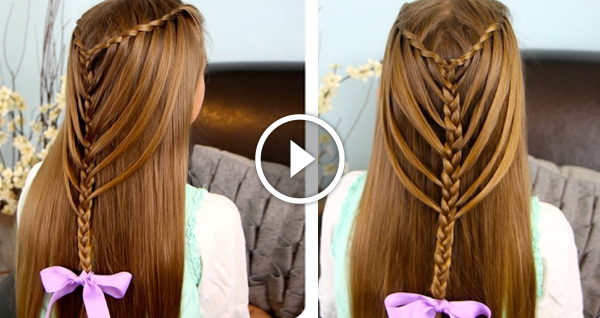 10 Easy School Hairstyles - Fashion Hunt World