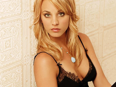 Kaley Cuoco Beuautiful Girl