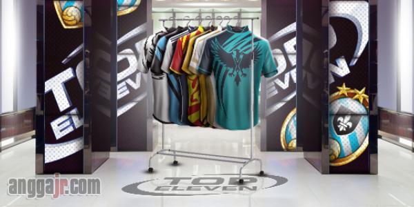 Cara Mudah Mendapatkan Jersey dan Emblem Top Eleven, cara memiliki emblem dan jersey top eleven, cara punya jersey dan emblem top eleven gratis, cara memiliki jersey dan emblem premium, cara mempunyai emblem dan jersey premium bagus gratis
