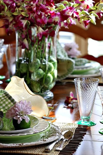 Frutas para la decoración de matrimonios
