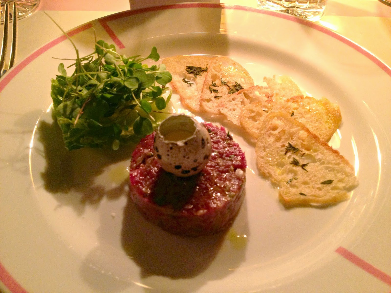 Bob Bob Ricard Steak Tartare