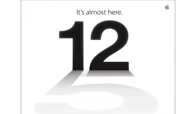 Apple tendrá evento el próximo 12 de septiembre, para el posible anuncio de la nueva versión del IPhone