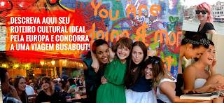 Concurso Cultural The Travel Corporation do Brasil