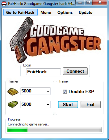 goodgame gangster hacked