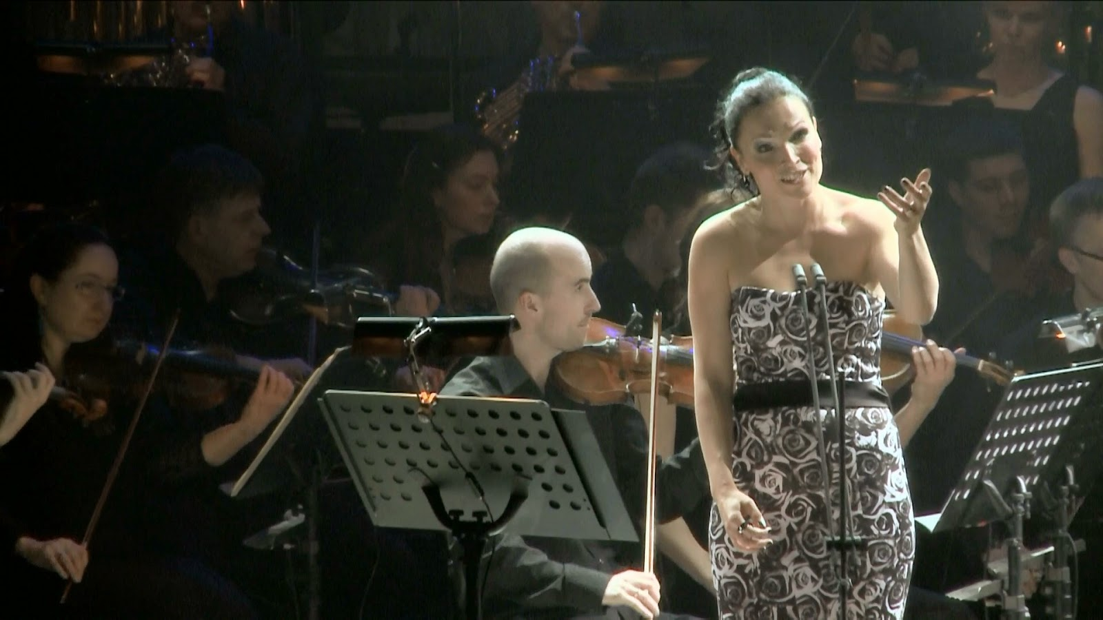 Tarja Turunen & Mike Terrana - Beauty & The Beat [BDR-1080p]