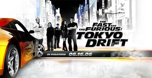 The Fast and the Furious: Tokyo Drift (2006) - ටෝකියෝ වල ලොක්කෝ