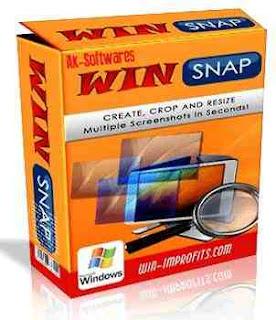 NTWind WinSnap v4.0.6 (32 & 64bit) with Keygen