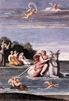 Carracci, Antonio Marziale  (1583-1618). Pinacoteca Nazionale de Bolonia