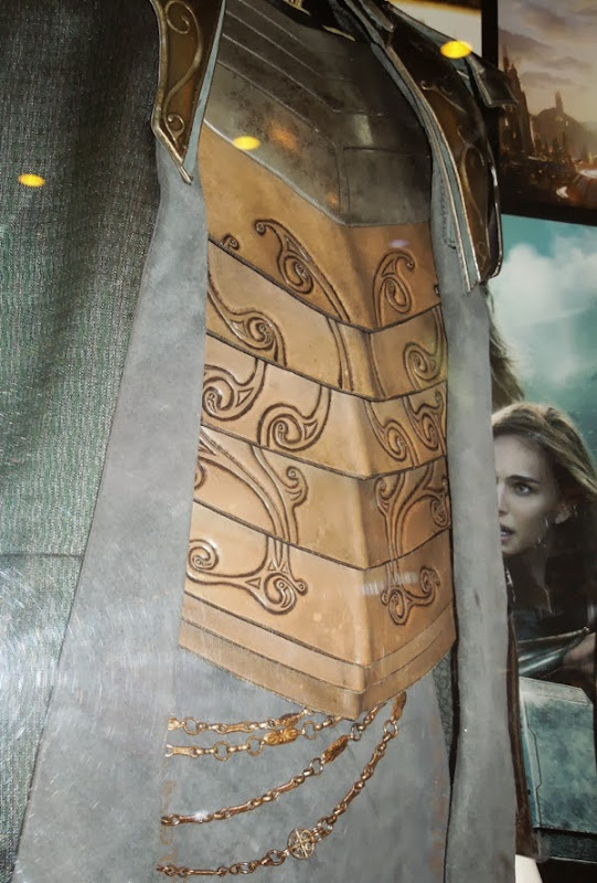 Fandral costume chestplate Thor Dark World