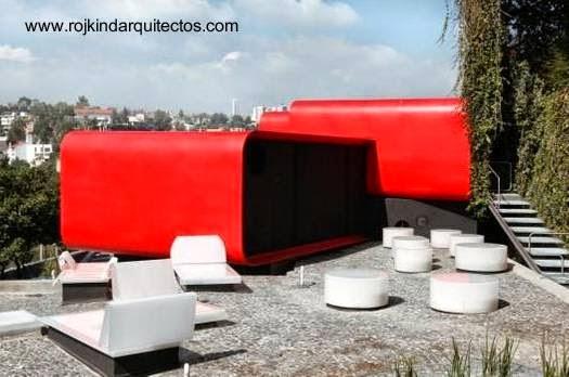 Residencia de diseño contemporáneo avanzado en México