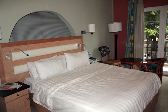 Pereybere Hotel and Apartments Room