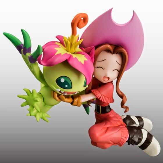 [Merchandise] Nova Linha de Figuras de Digimon Adventure Figuras05