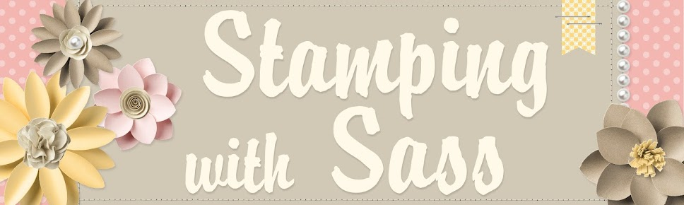 Stamping With Sass