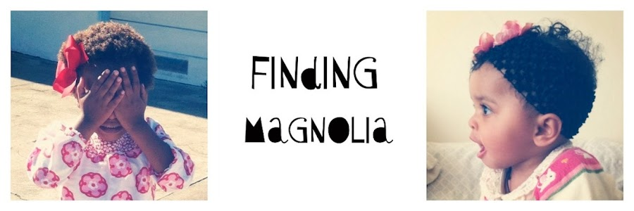 finding magnolia