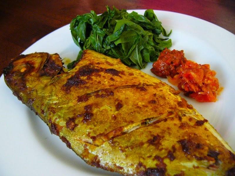 Resep dan cara membuat Ikan Bakar Bumbu Makassar