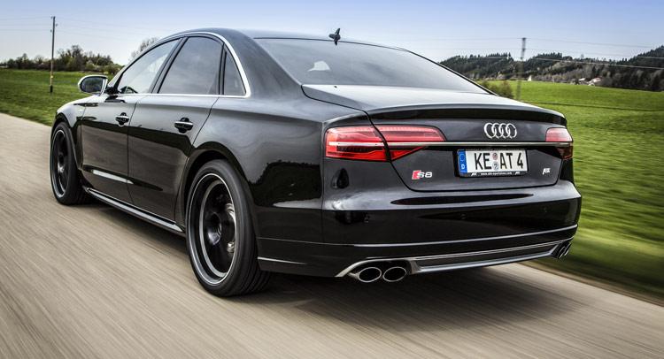 Carscoops Audi S8 Posts