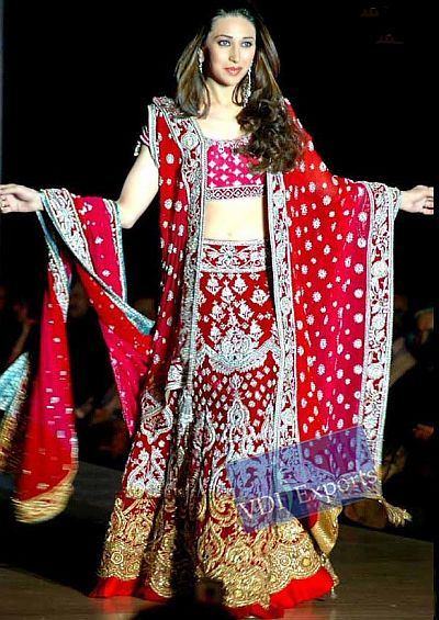 Punjabi wedding dresses for girls the for Punjabi wedding dresses online