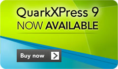 QuarkXPress 9 and the Tablet age picture 2