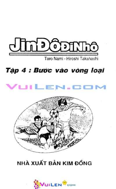 Jindodinho - Đường Dẫn Đến Khung Thành III  Tập 4 page 1 Congtruyen24h
