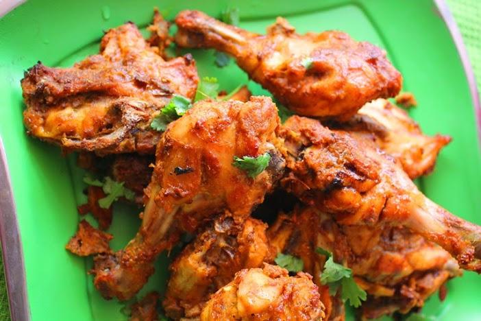 Tangri Kabab Recipe / Tangdi Kabab Recipe / Chicken Tangri Recipe