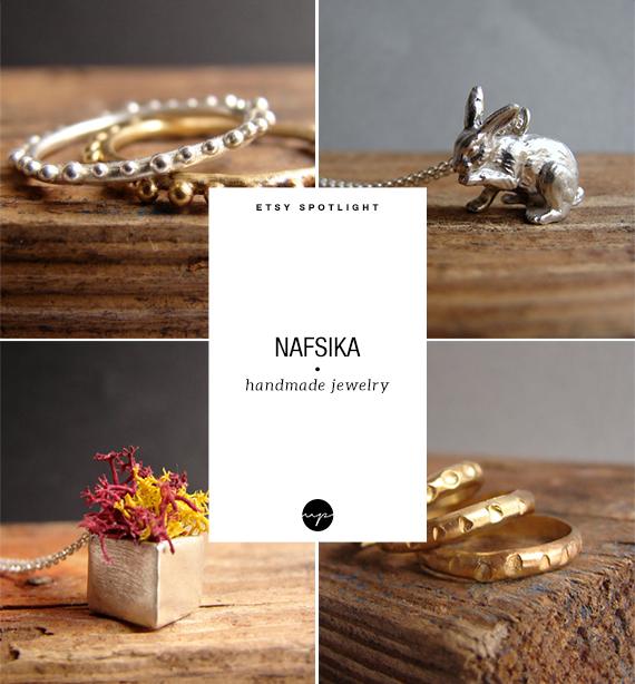 ETSY SPOTLIGHT: Nafsika Handmade Jewelry | My Paradissi