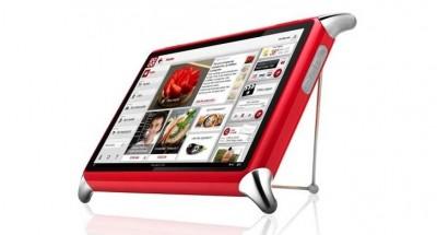 QooQ, Tablet untuk Si Hobi Masak