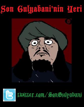 Son Gulyabani'nin Yeri-Twitter Adresi