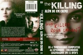 THE KILLING - ALÉM DE UM CRIME
