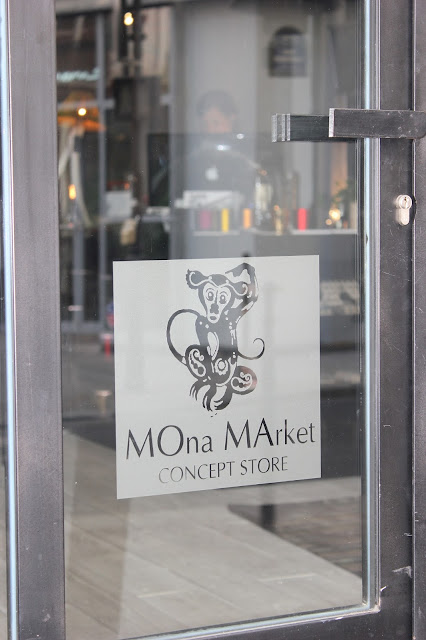 Photo @ Atelier rue verte / Mona Market