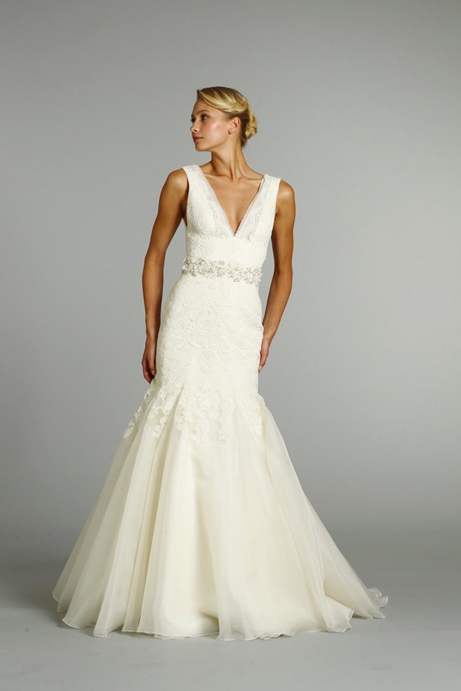Jim hjelm fall 2012 bridal collection my dress of the for Jim hjelm wedding dresses