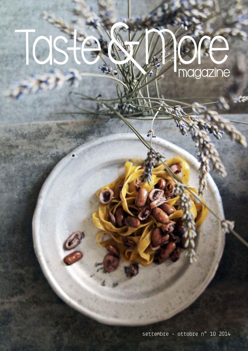 taste&more di settembre è online