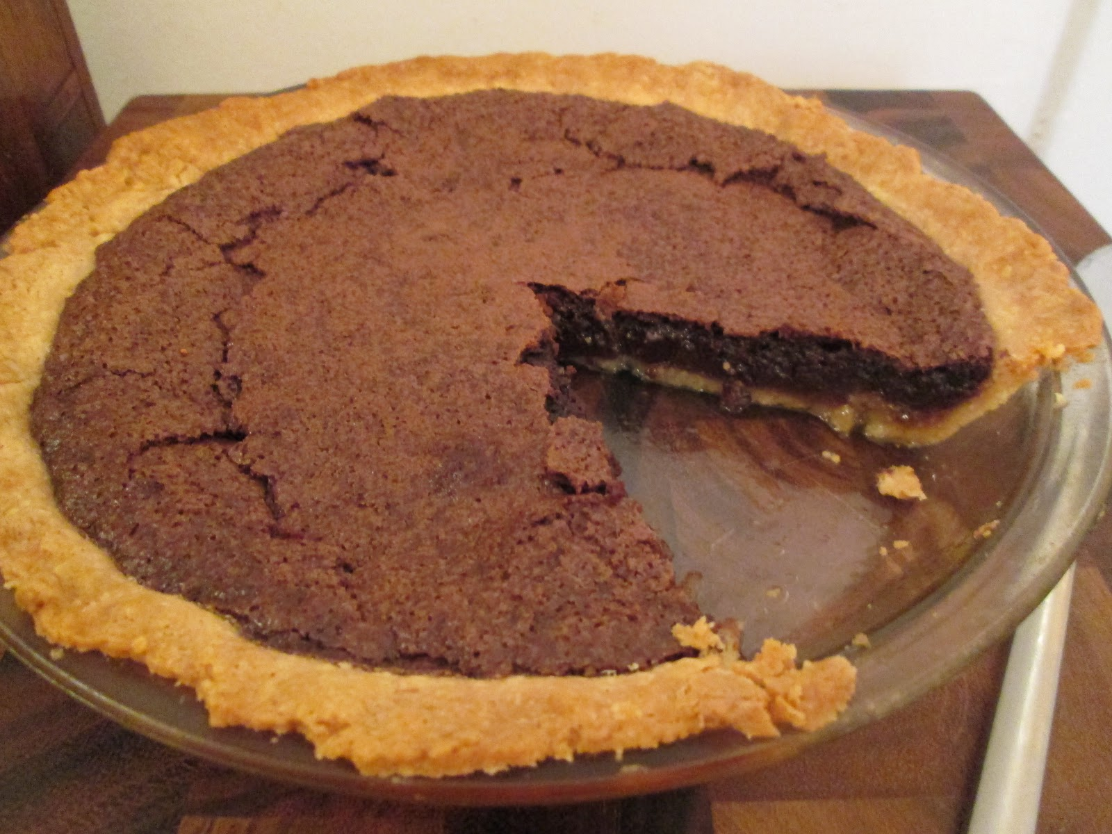 Full Belly, Small Budget: Chocolate Chess Pie
