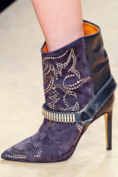 isabel marant boots, isabel marant boots 2012