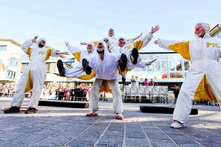 eventi ad ingresso gratuito fino a domenica 8 marzo per il Milano Clown Festival