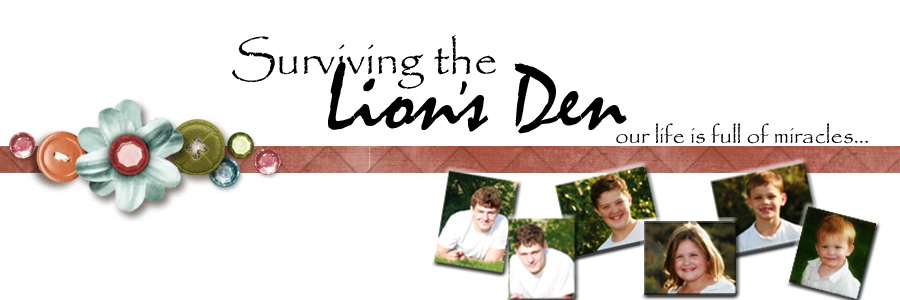 Surviving the Lion's Den