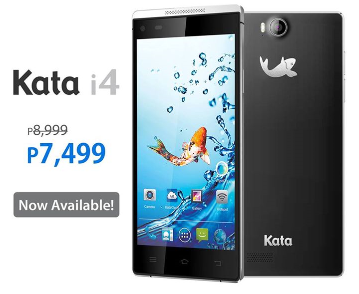 Kata i4 Black Price Drop