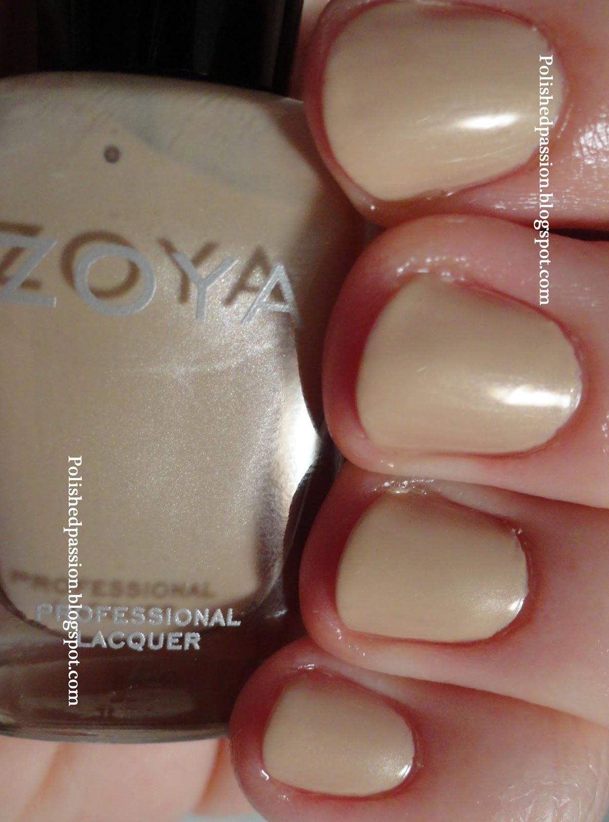 Polished Passion  Zoya Minka 561
