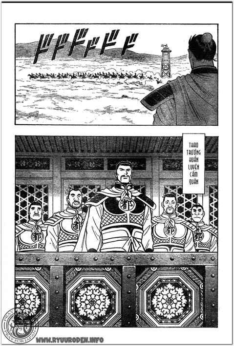 Hoàng Phi Hồng phần IV chap 49 - Trang 21