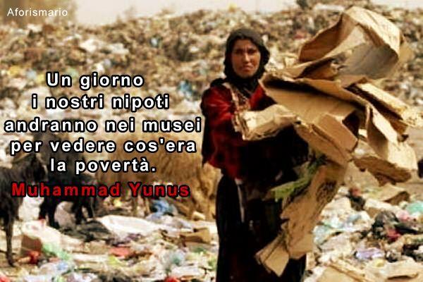 spesso Aforismario®: Povertà e Miseria - Frasi e proverbi sui Poveri DF12