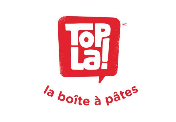 restaurant pâtes Topla! logo