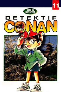 eBook Komik Bahasa Indonesia Serial Detektif Conan - Buku 11