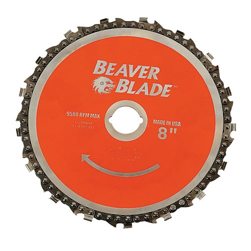 Good oak news beaver blades make brush cutting more efficient the beaver blade is a replacement and significant upgrade for those standard brush cutting blades that come with your weed whip string trimmer keyboard keysfo