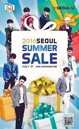 Seoul Summer Sale