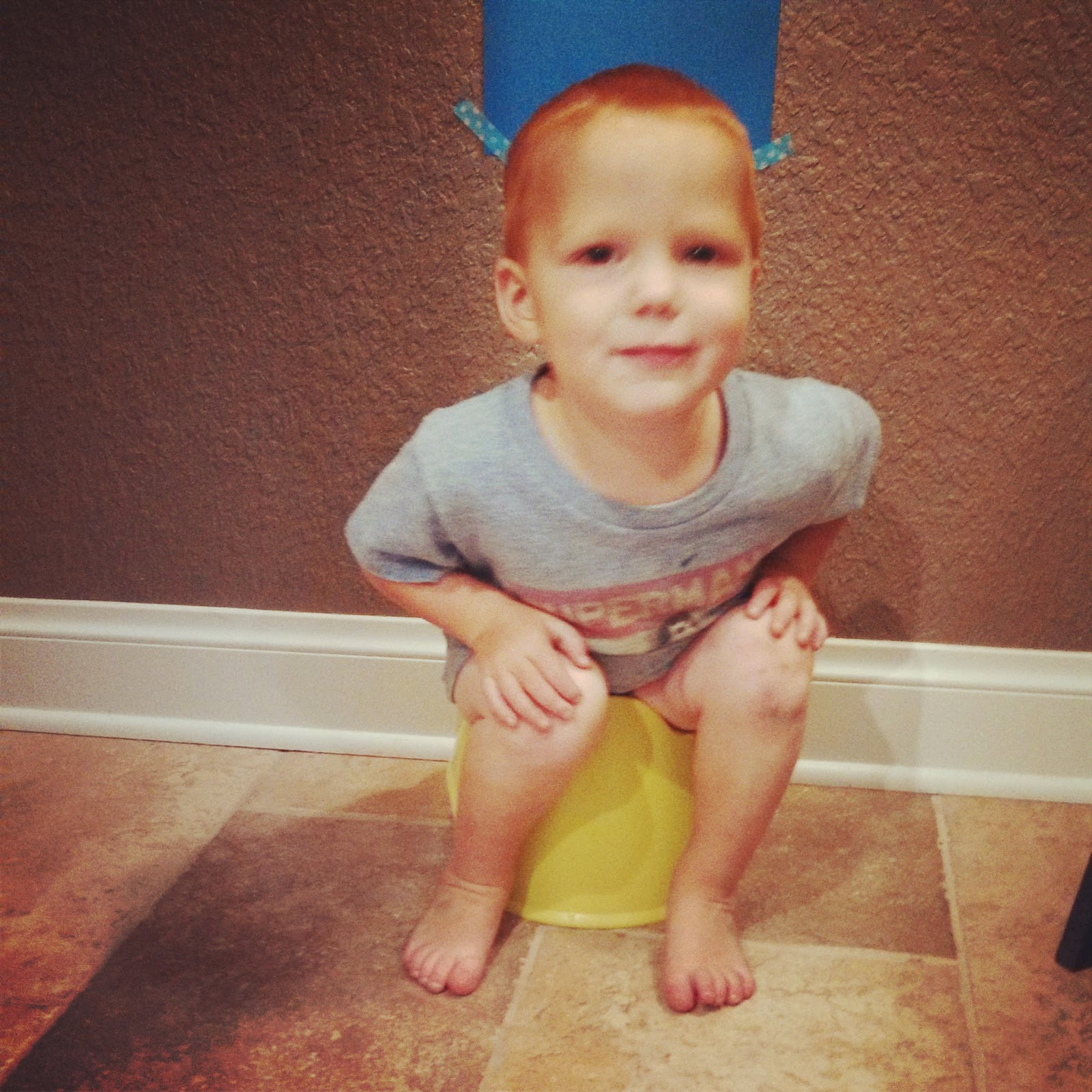 how to potty train when child refuses