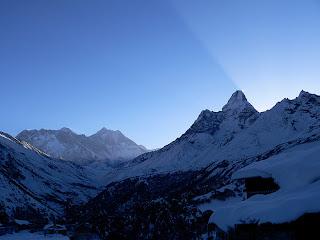 Mount Everest of Nepal