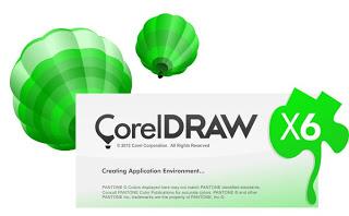 Gratis Download CorelDraw X6