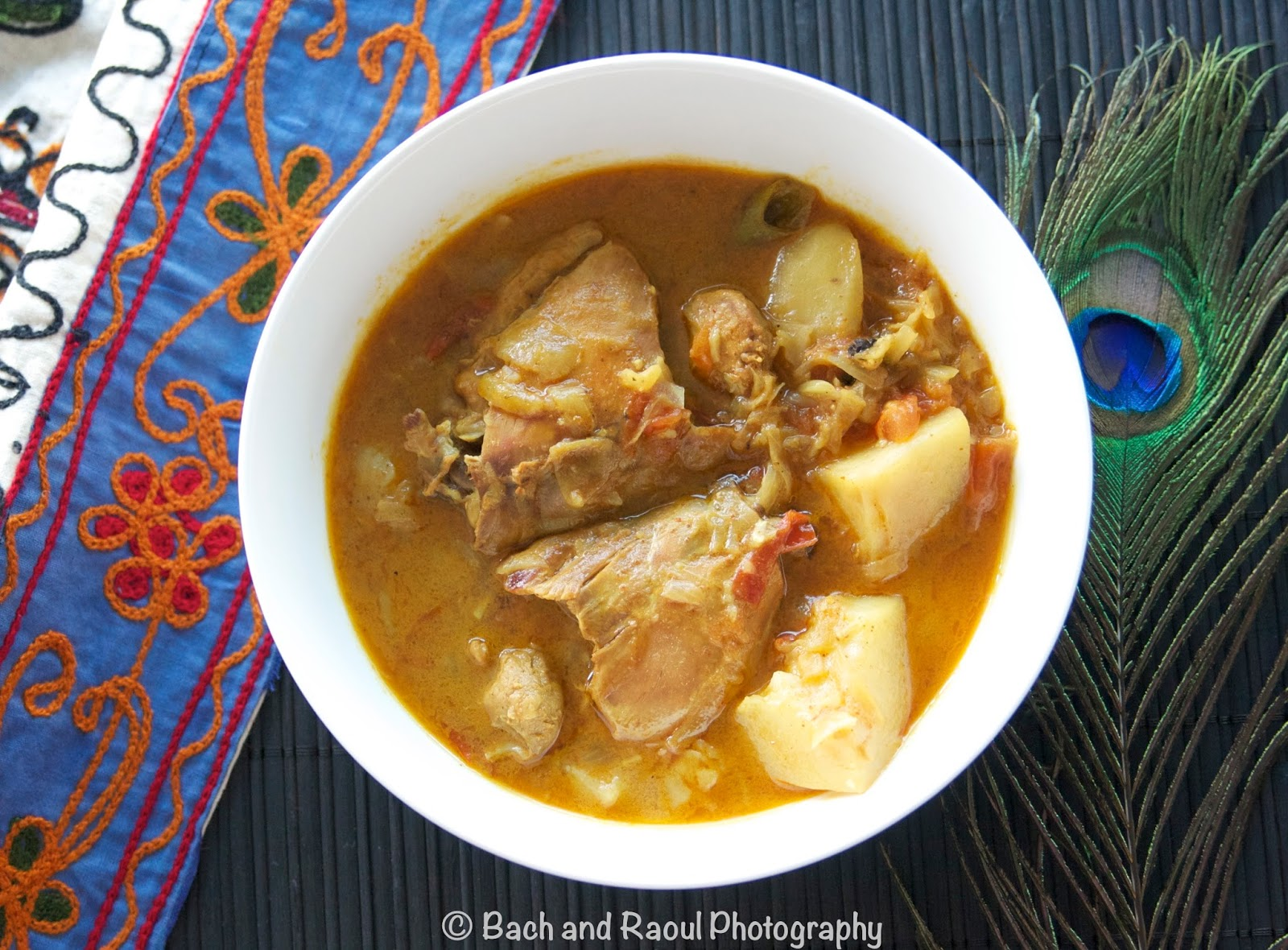 Bengali Chicken Curry
