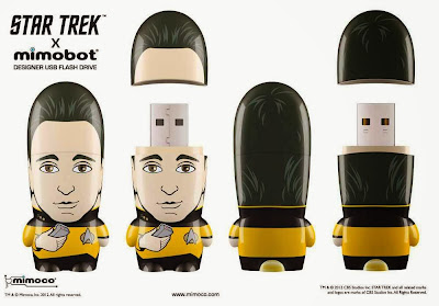 Memoria USB 16 GB Data de Star Trek
