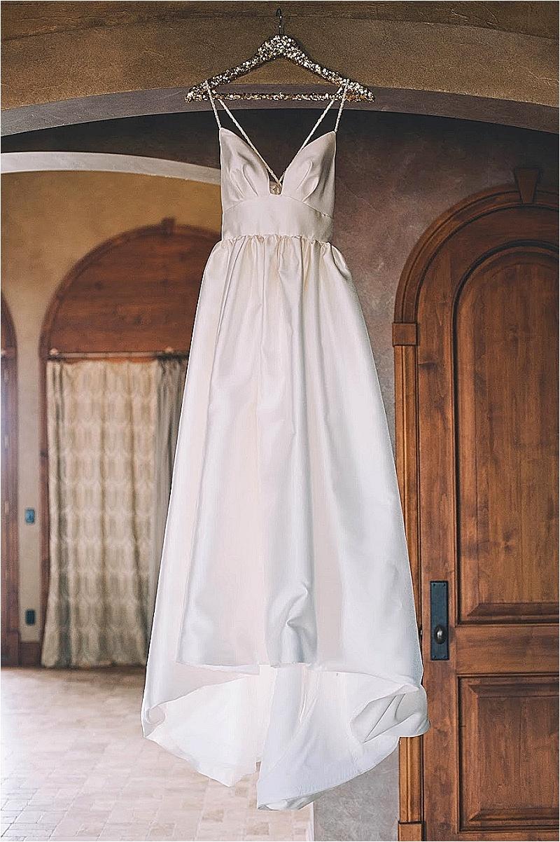 Every wedding dress needs a sequin hanger meet the design for Bride wedding dress hanger