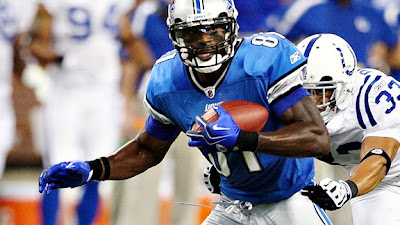 Calvin Johnson Wiki & Photos